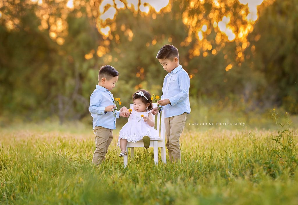 Los Angeles family photographer session